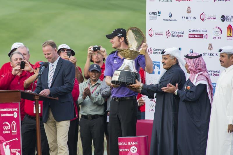 Katar mistrzowie 2013 fotografia stock