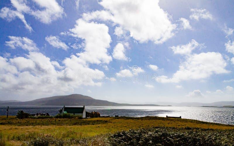 Kate auf der Insel des Himmels stockfotografie