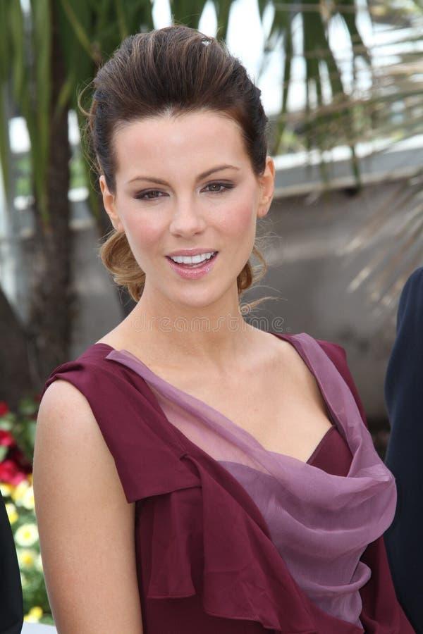 Kate Beckinsale royalty-vrije stock foto's