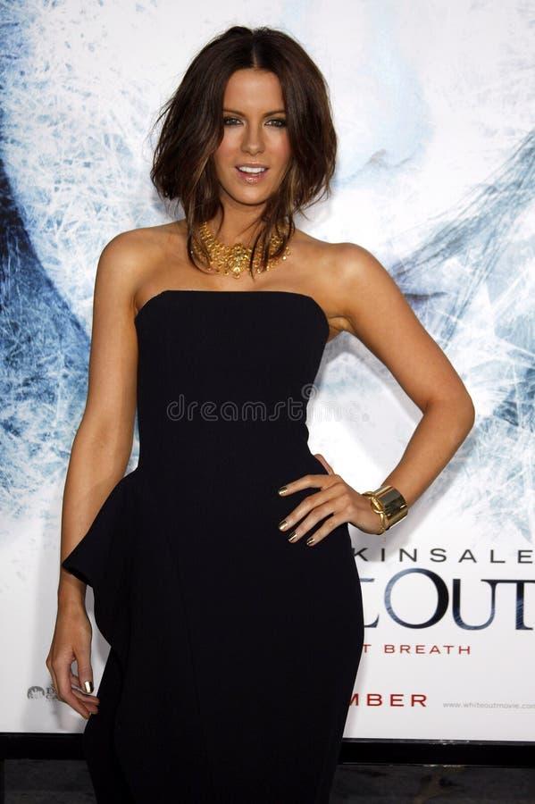 Kate Beckinsale stock afbeeldingen