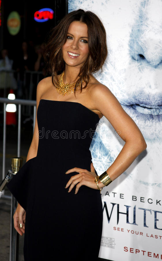 Kate Beckinsale royalty-vrije stock afbeeldingen