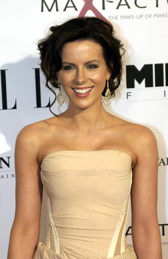 Kate Beckinsale royalty-vrije stock afbeelding