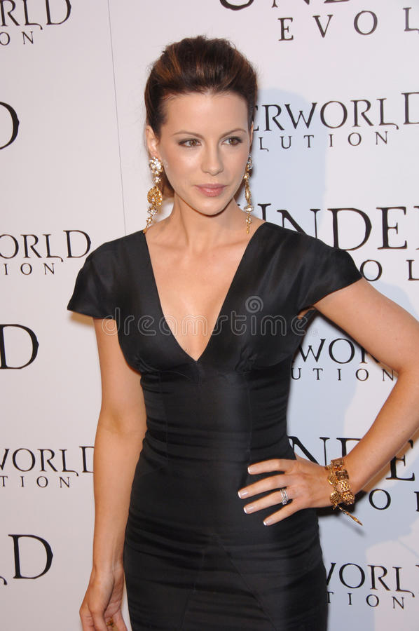 Download Kate Beckinsale,Underworld editorial photo. Image of paul - 24818851