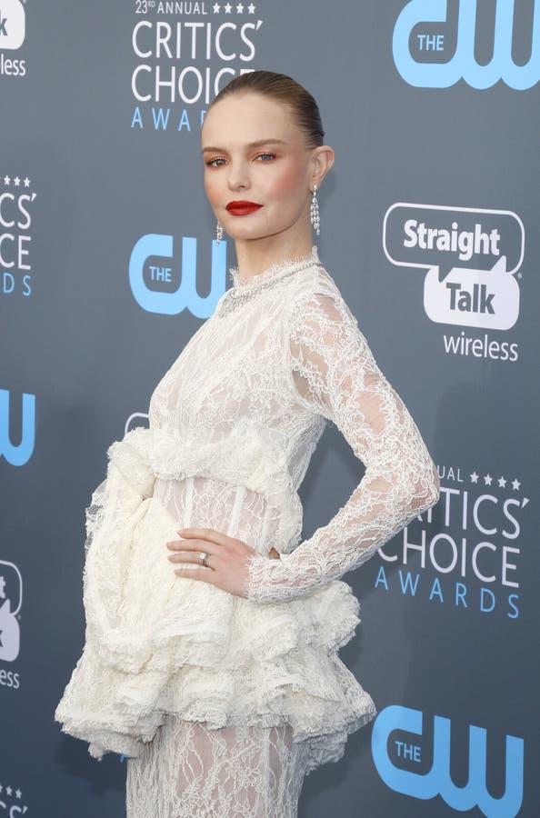 Kate Bosworth 免版税图库摄影