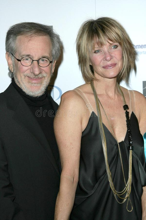 Download Kate Capshaw, Steven Spielberg Editorial Stock Photo - Image: 22912213