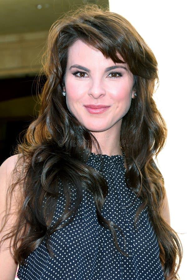 Kate del Castillo stockbild