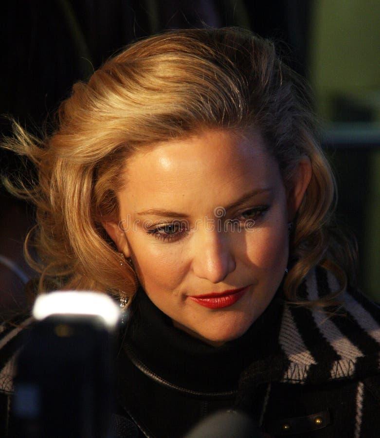 Kate Hudson immagine stock