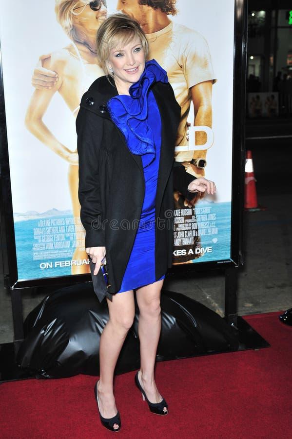 Kate Hudson fotografia de stock royalty free