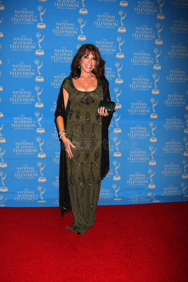 Kate Linder Arrives At The 2012 Daytime Creative Emmy Awards Editorial Stock Image