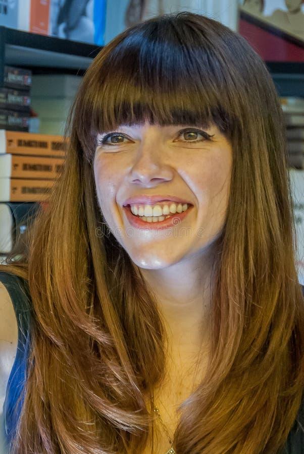 Kate Morton lizenzfreie stockbilder