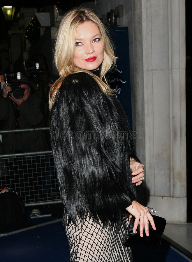 Kate Moss images libres de droits