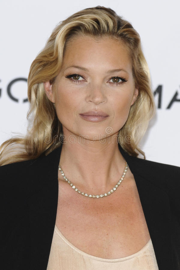 Kate Moss Editorial Stock Photo