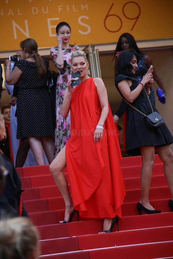 Kate Moss fotografia stock libera da diritti