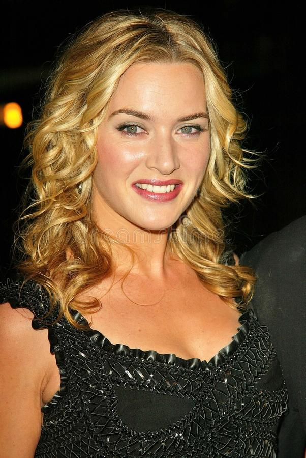 Kate Winslet images stock