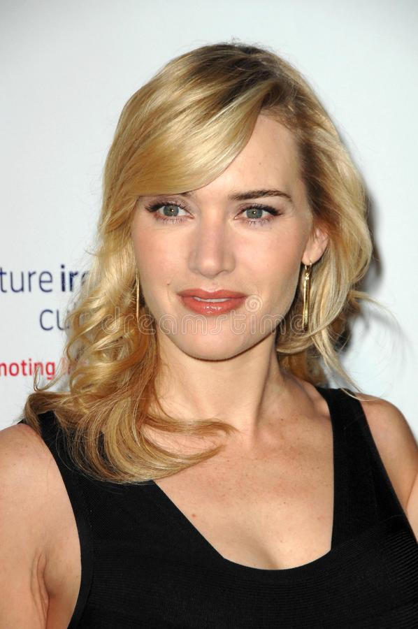 Kate Winslet image stock