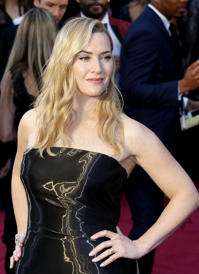 Kate Winslet photographie stock