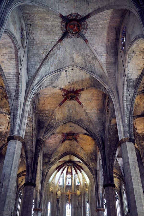 Katedra Święty święty i, Hiszpania, 2016 obrazy royalty free