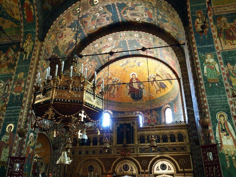 Katedra Świętych Piotra i Pawła, Konstanta, Rumunia zdjęcie royalty free