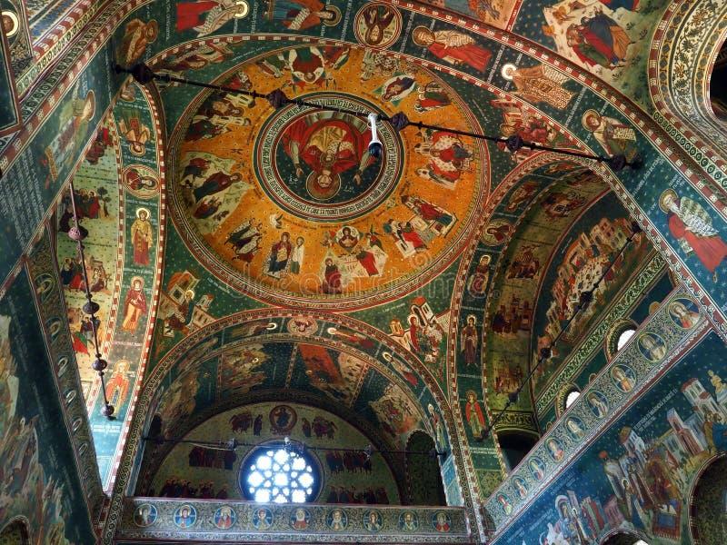 Katedra Świętych Piotra i Pawła, Konstanta, Rumunia fotografia royalty free