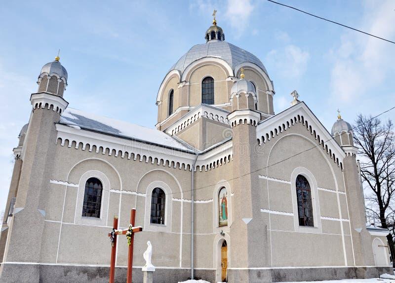 Download Katedra zdjęcie stock. Obraz złożonej z wieśniacy, europejczycy - 13328710