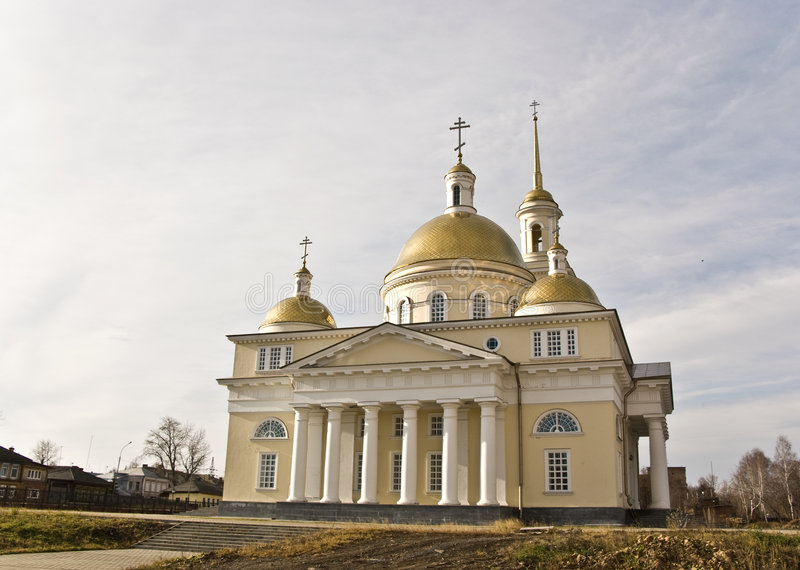 katedra obraz stock