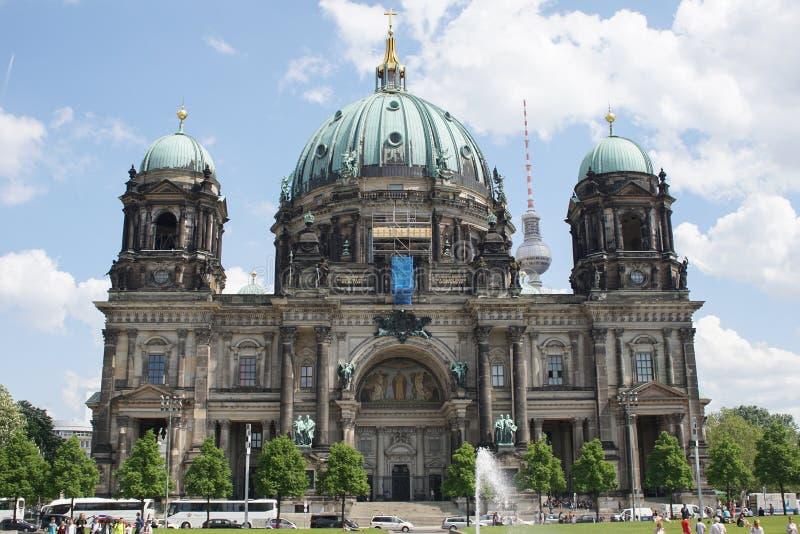Katedra, Berlin, Niemcy zdjęcie stock