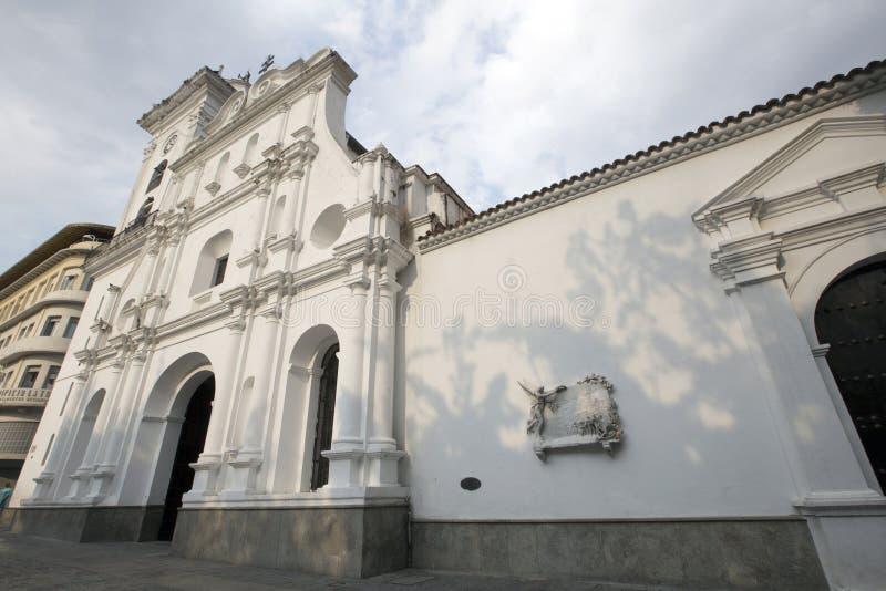 Katedra Caracas; venezuela obraz royalty free