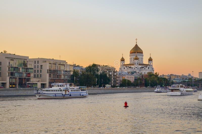 Katedra Chrystus przyjemności łódź i wybawiciel obraz stock
