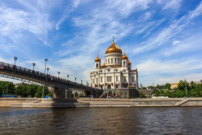 Katedra Chrystus wybawiciel zdjęcie stock