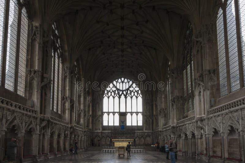 katedra ely obraz royalty free