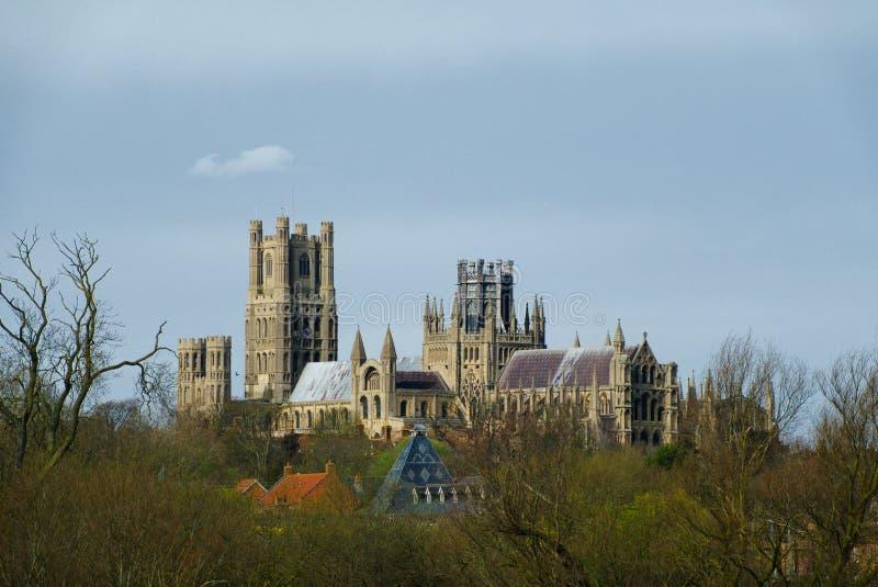 katedra ely fotografia stock