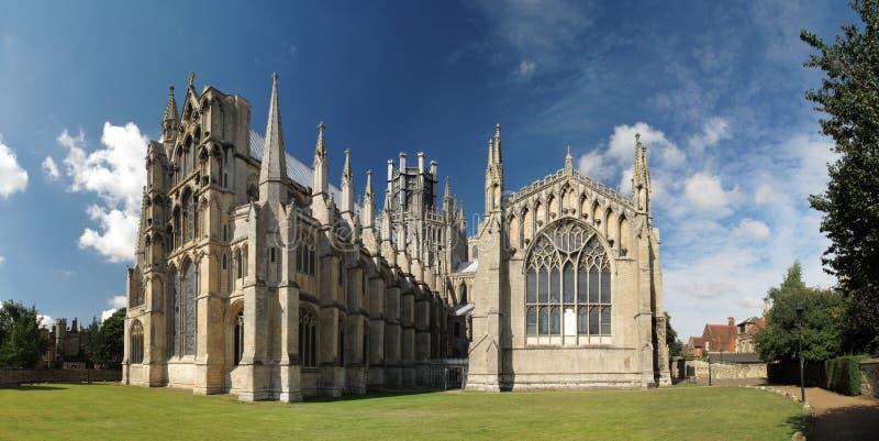 katedra ely England obraz royalty free