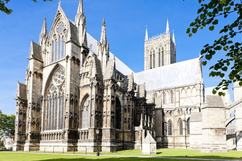 Download Katedra Lincoln zdjęcie stock. Obraz złożonej z wielki - 28527150
