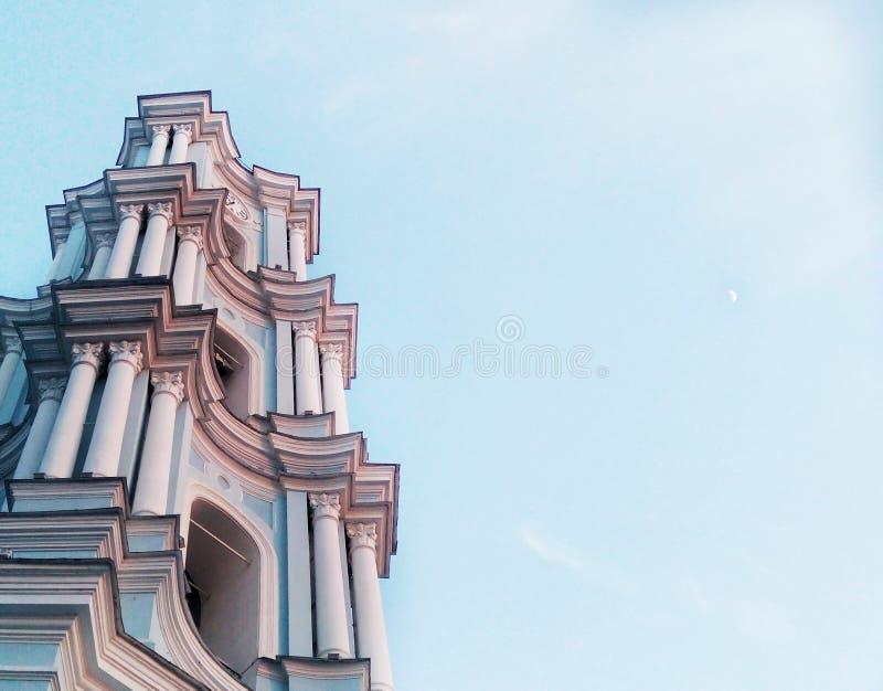 katedra majestatyczna obraz royalty free
