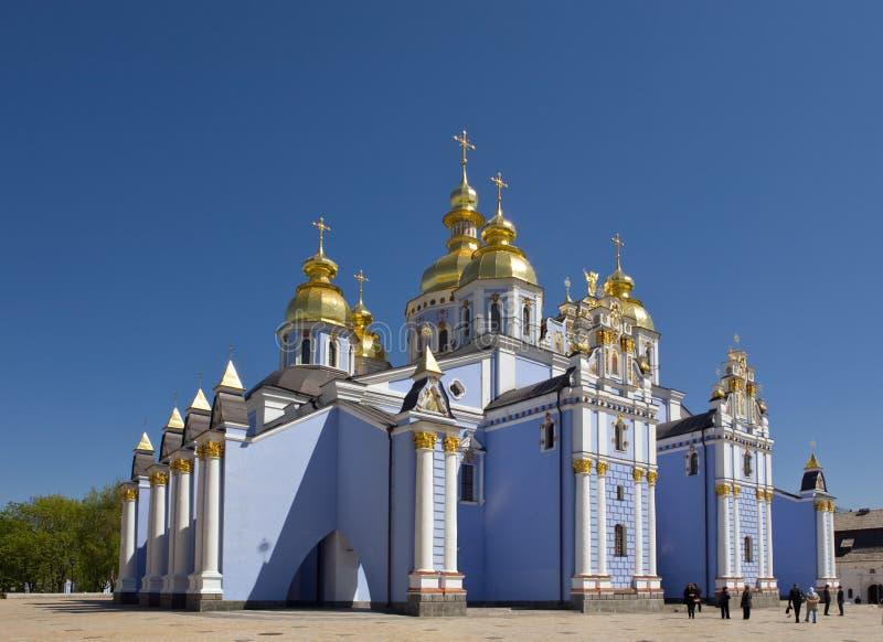 katedra mihajlovsky obrazy stock