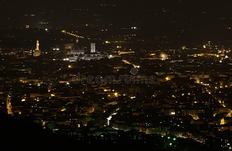 Katedra nocą zdjęcie stock