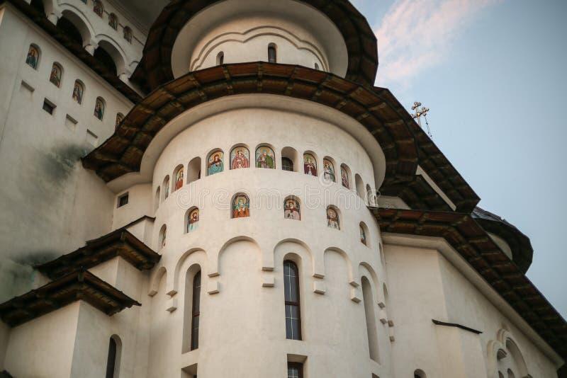 Katedra od Gura Humorului obrazy stock