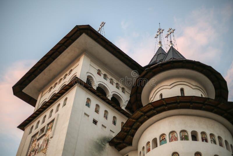 Katedra od Gura Humorului zdjęcie royalty free
