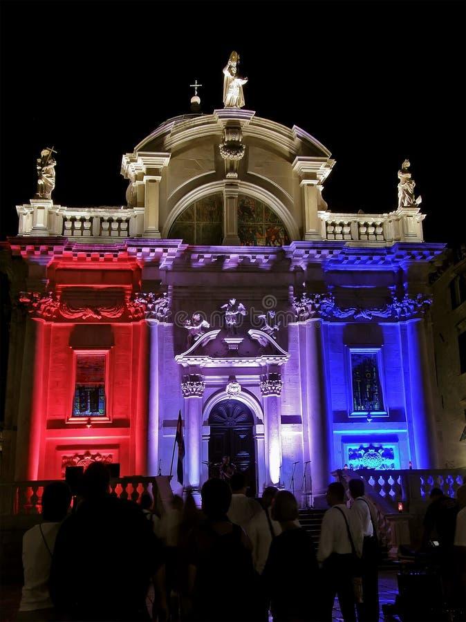 Katedra St. Blaisius obraz stock