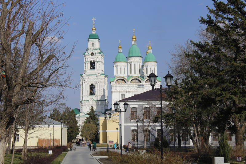 katedra uspenskiy obraz royalty free