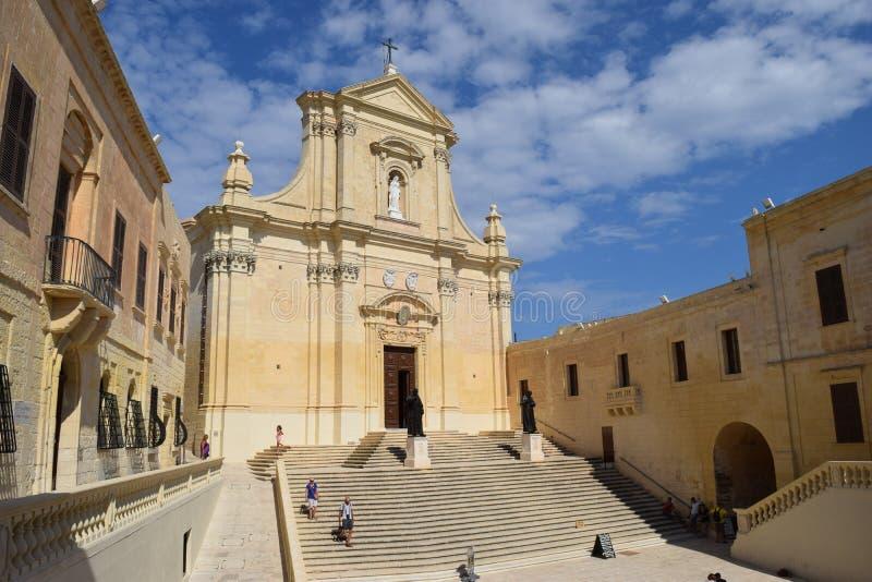 Katedra wniebowzięcie zdjęcie royalty free