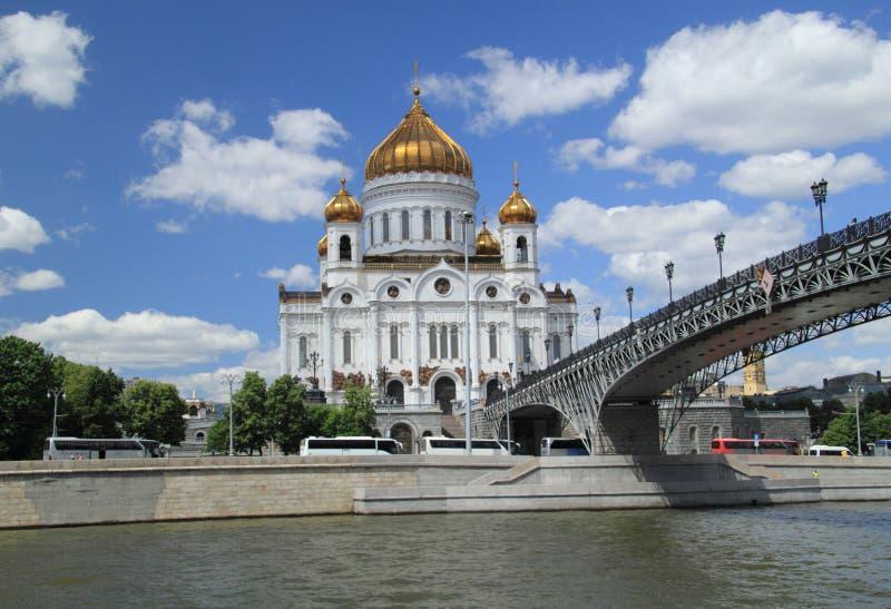 Katedra Zbawiciela w Chrystusie obraz royalty free
