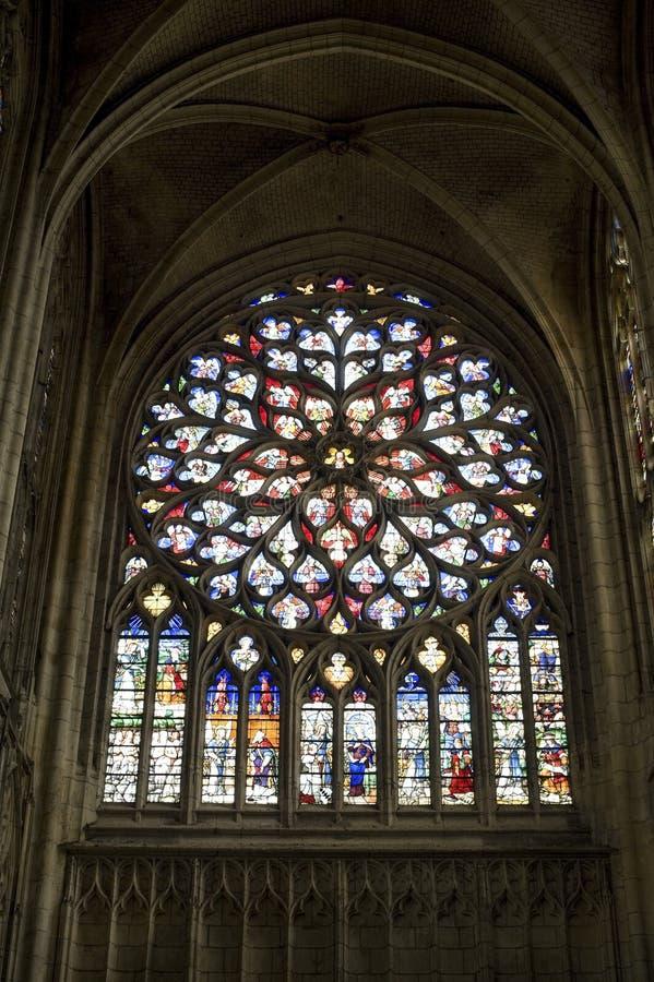 katedralni sens zdjęcie royalty free