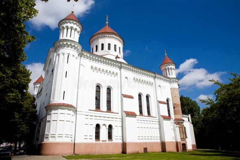 katedralni theotokos fotografia stock