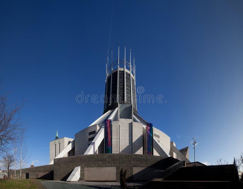 katedralny Christ królewiątka metropolita obrazy stock