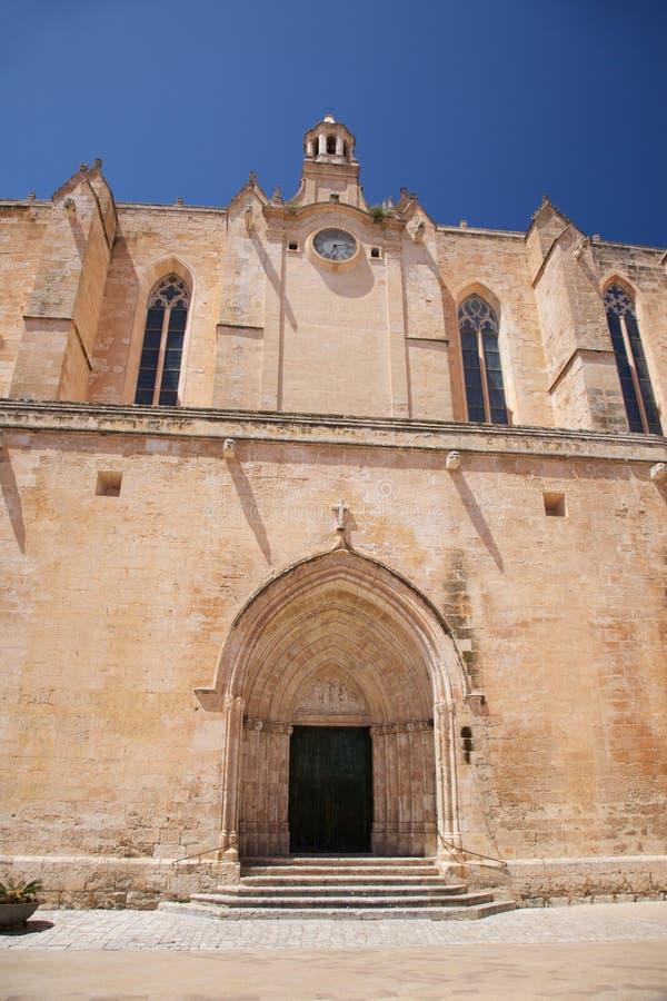 Download Katedralny ciutadella zdjęcie stock. Obraz złożonej z okno - 17610038
