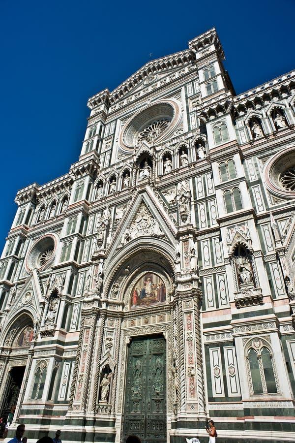 katedralny Del Fiore Florence Maria Santa obrazy royalty free