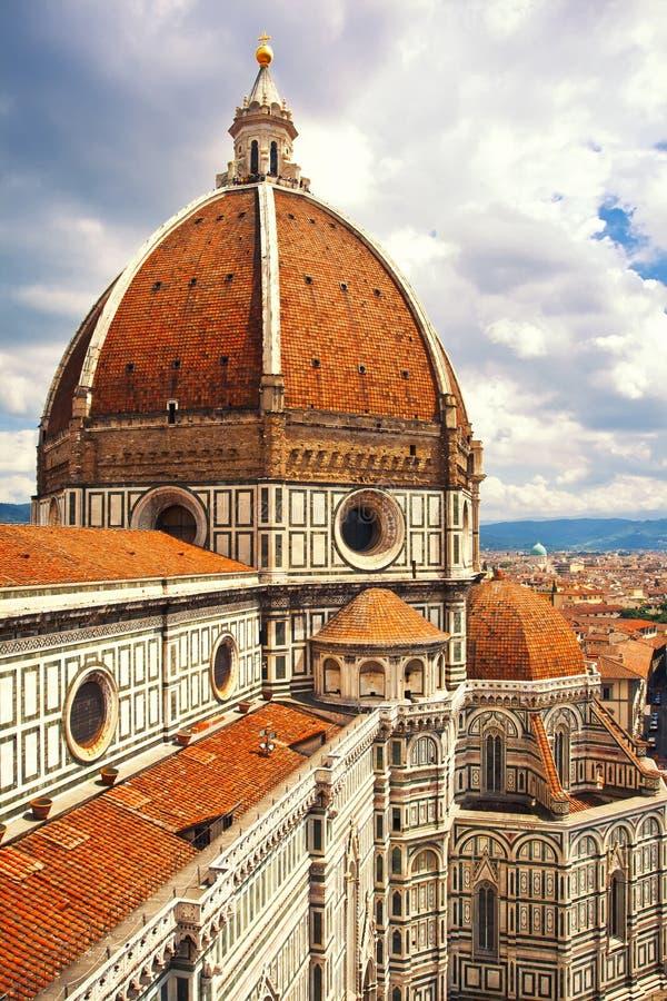 katedralny Del Fiore Florence Maria Santa obraz royalty free