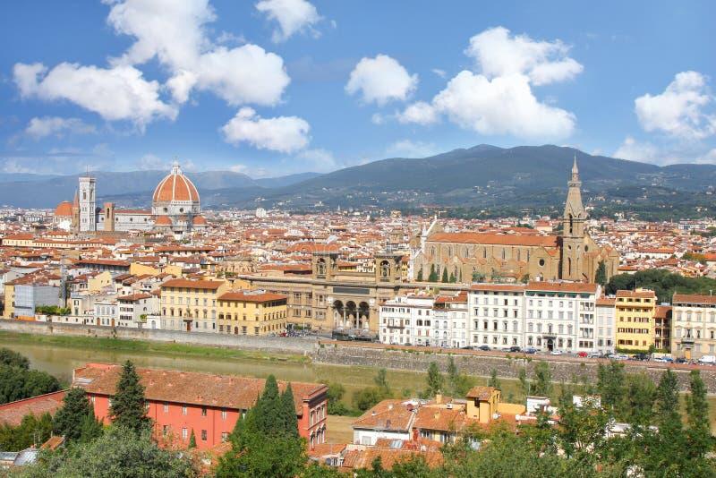 katedralny Florence Italy Tuscany fotografia stock