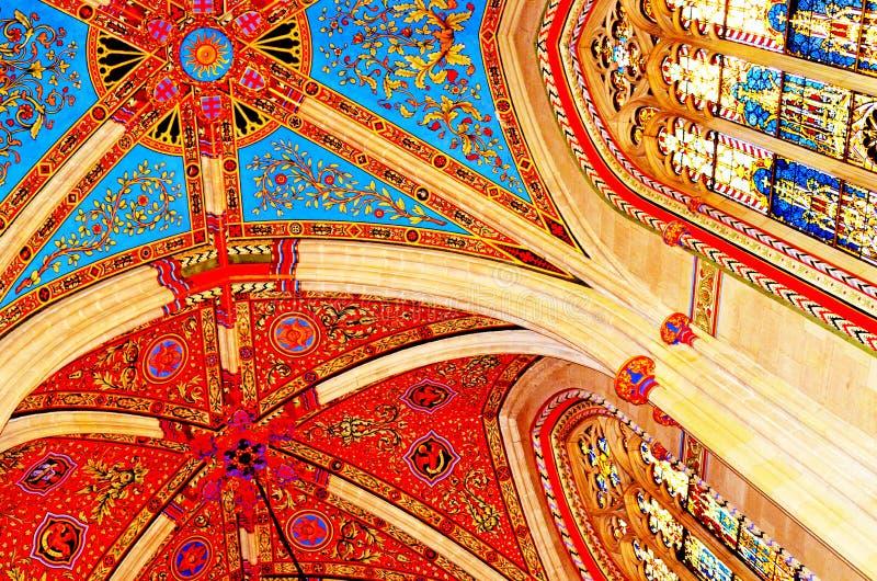 katedralny Genewie fotografia royalty free